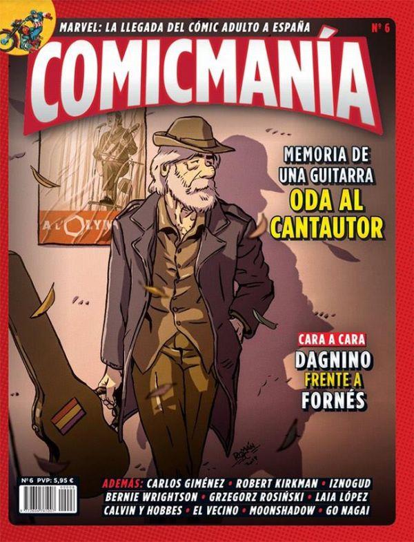 COMICMANÍA 06