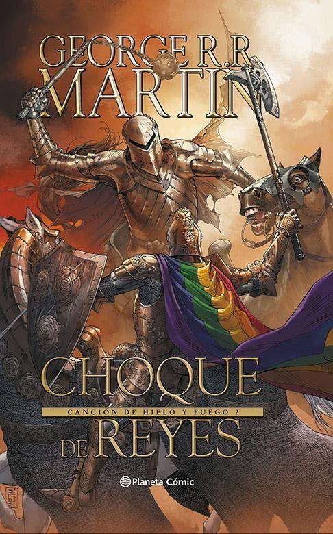 Juego de Tronos. Choque de Reyes 02 (de 3)