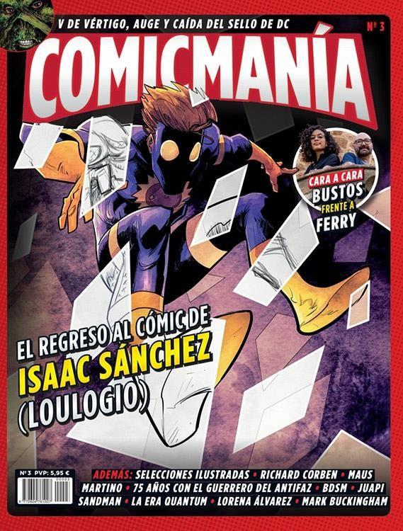 COMICMANÍA 03