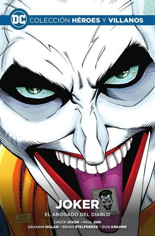 Colección Héroes y villanos vol. 07 - Joker: Abogado del diablo