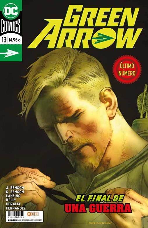 Green Arrow núm. 13
