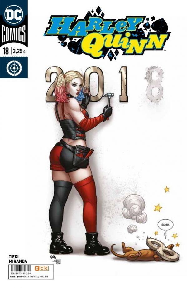 Harley Quinn núm. 18 (Renacimiento)