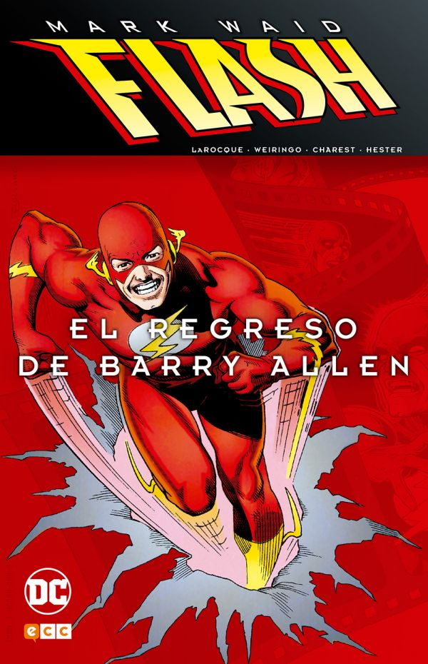 Flash de Mark Waid 02: El regreso de Barry Allen