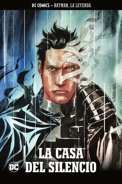Batman, la leyenda 57: La casa del silencio