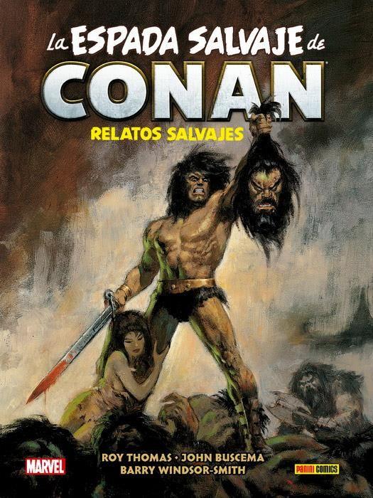 La Espada Salvaje de Conan. Relatos salvajes