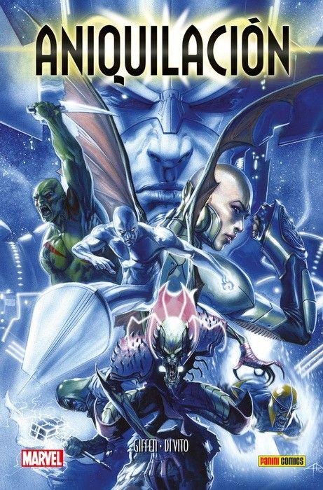 Marvel Saga. Aniquilación Saga 04. Aniquilación