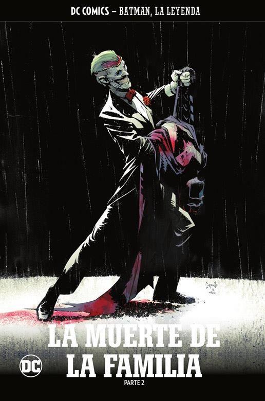 Batman, la leyenda 24: La muerte de la familia (Parte 2)