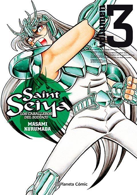SAINT SEIYA INTEGRAL 03 (DE 22)