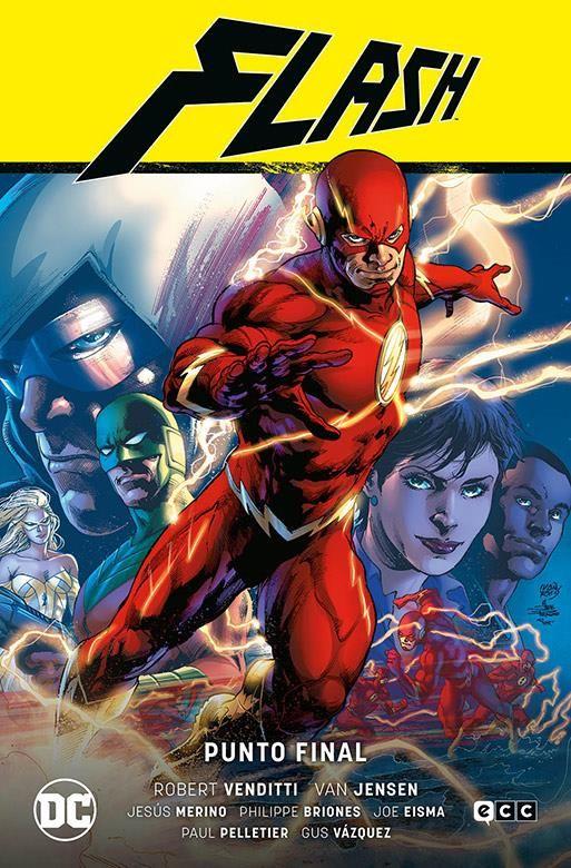 Flash vol. 07: Punto final (Flash Saga - Nuevo Universo Parte 7)