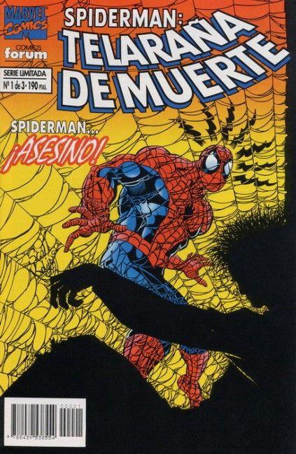 SPIDERMAN: TELARAÑA DE MUERTE (COMPLETA)
