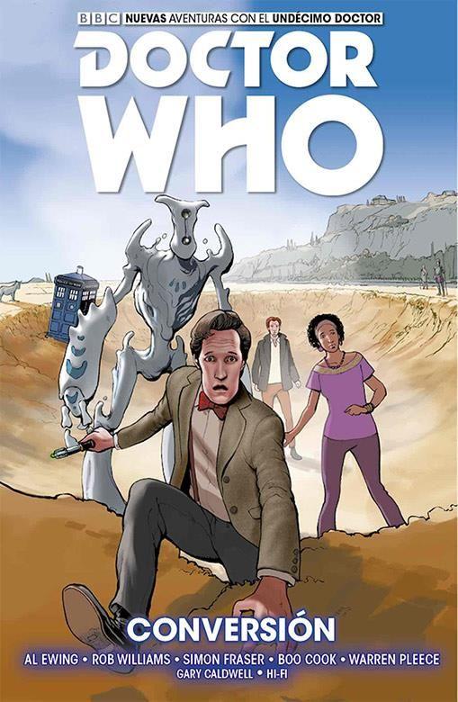 DOCTOR WHO: CONVERSIÓN