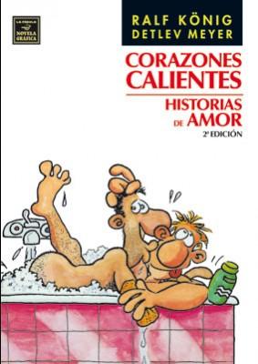 CORAZONES CALIENTES. HISTORIAS DE AMOR