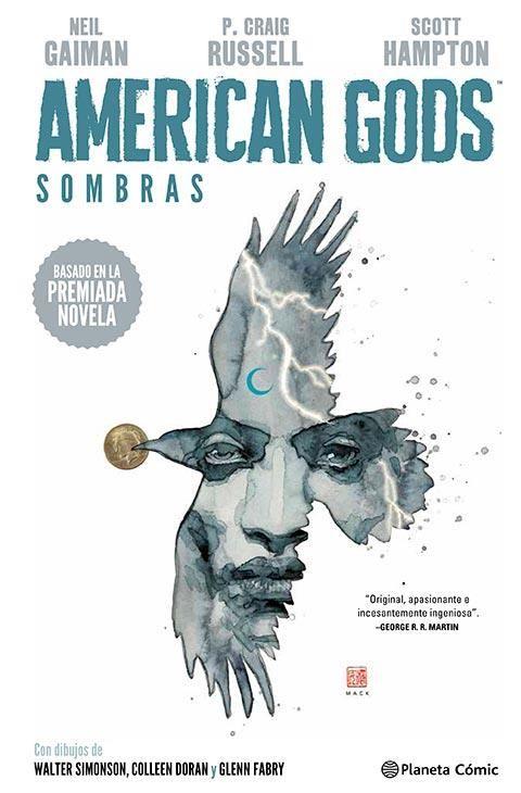 AMERICAN GODS 01: SOMBRAS  (EDICIÓN EN TOMO)