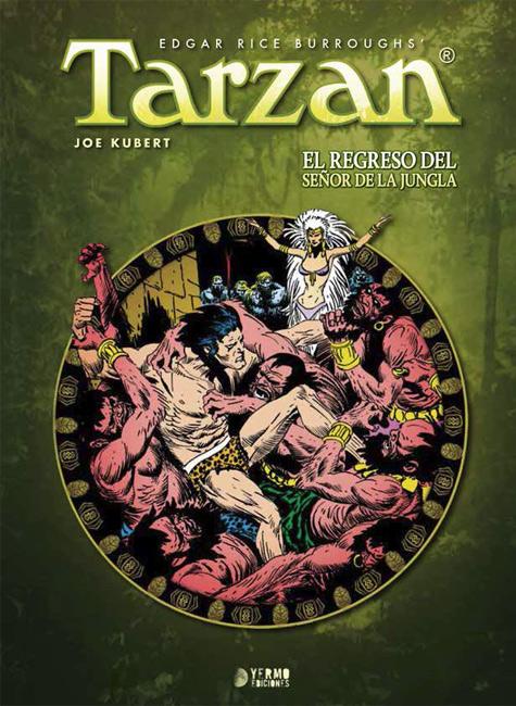 Tarzán: El regreso del señor de la jungla Vol. 2