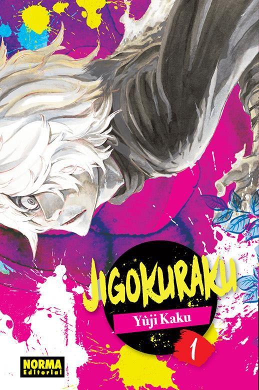Jigokuraku 01 (Precio especial de lanzamiento)