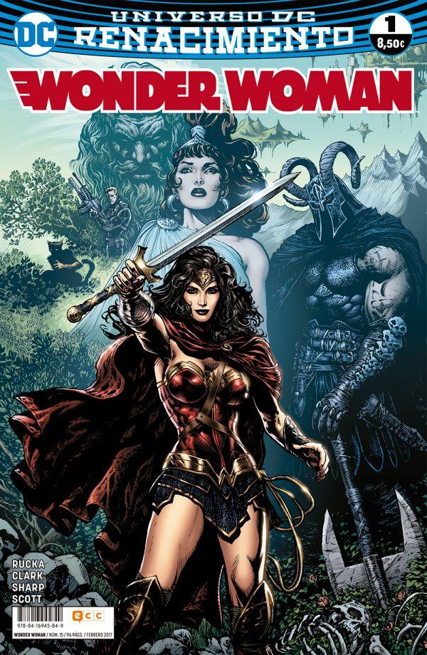 Wonder Woman núm. 01 (Renacimiento)