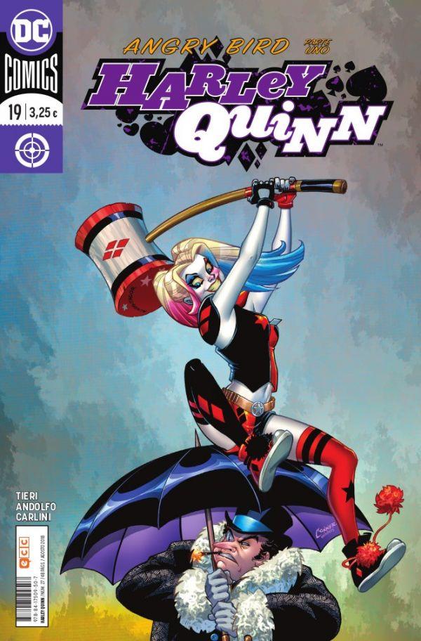 Harley Quinn núm. 19