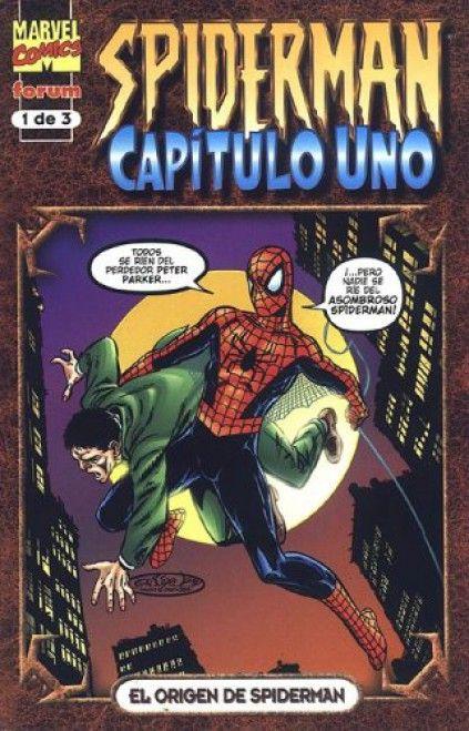 SPIDERMAN: CAPÍTULO UNO DE JOHN BYRNE (COMPLETA)