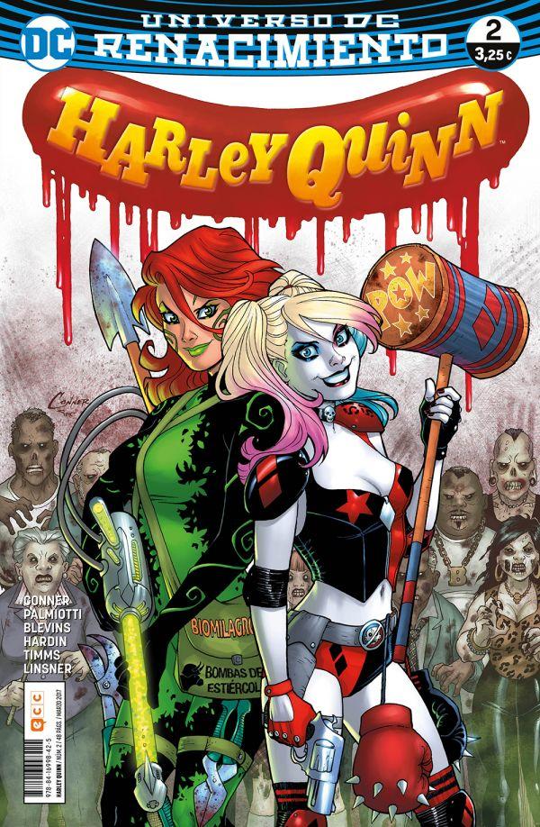 Harley Quinn núm. 02 (Renacimiento)