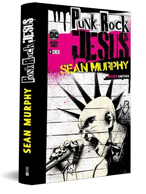 Punk Rock Jesus-Edición limitada