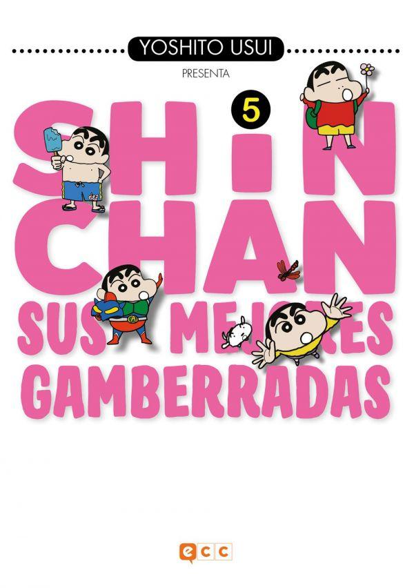 SHIN CHAN: Sus mejores gamberradas 05