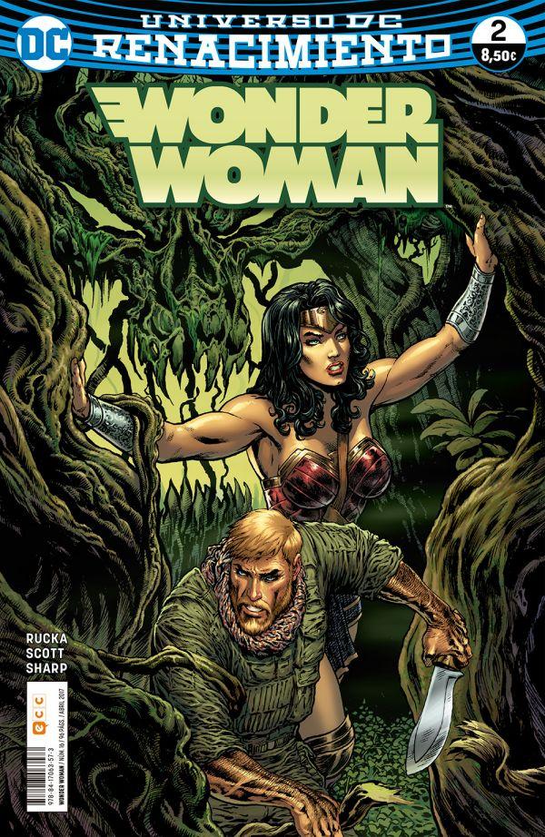 Wonder Woman núm. 02 (Renacimiento)