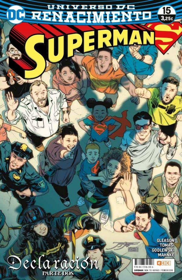 Superman núm. 15 (Renacimiento)