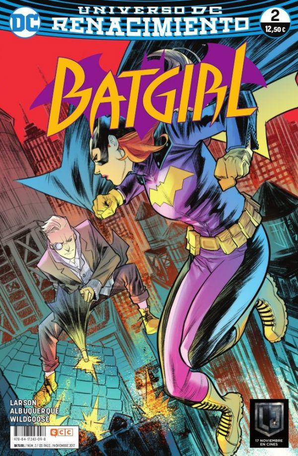 Batgirl núm. 02 (Renacimiento)