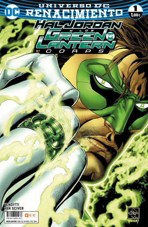 Green Lantern núm. 01 (Renacimiento)