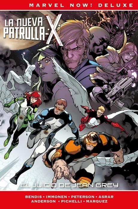 Marvel Now! Deluxe. La Patrulla-X de Bendis 04