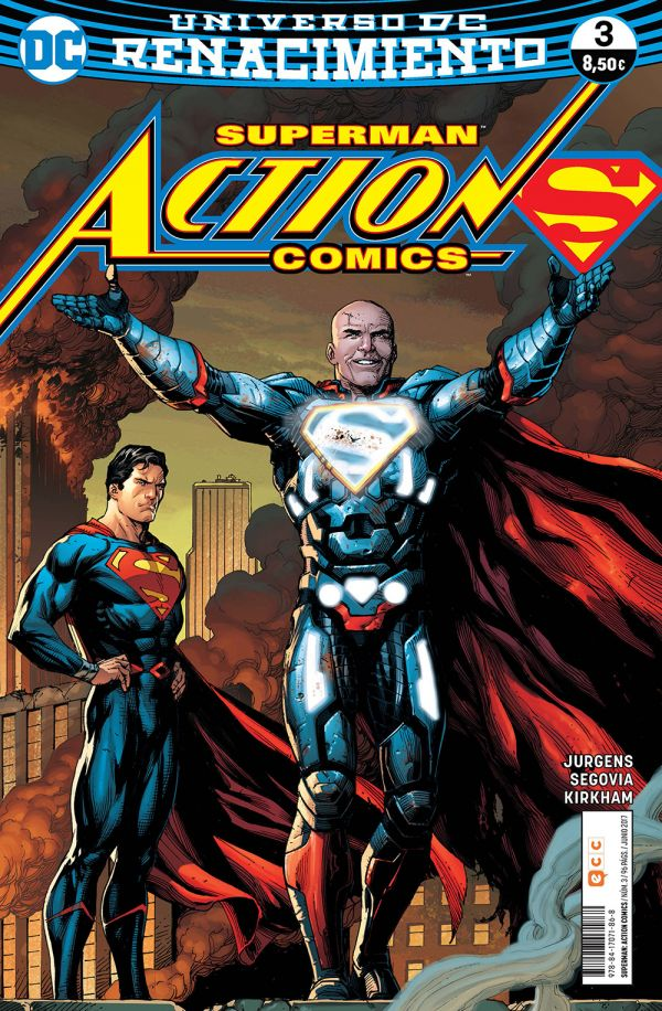 Superman: Action Comics núm. 03 (Renacimiento)
