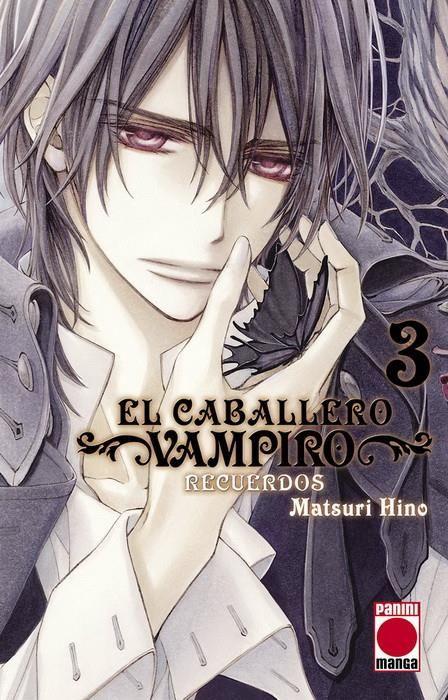 EL CABALLERO VAMPIRO: RECUERDOS 03