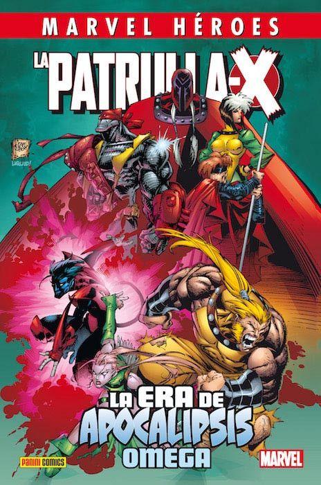 Marvel Héroes. La Patrulla-X: La Era de Apocalipsis Omega