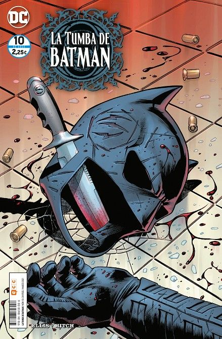 La tumba de Batman 10 (de 12)