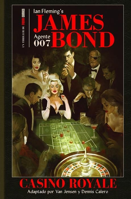 JAMES BOND 07. CASINO ROYALE