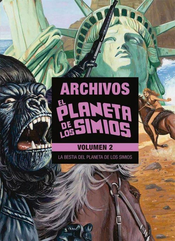 EL PLANETA DE LOS SIMIOS. ARCHIVOS VOL.02  (LIMITED EDITION)