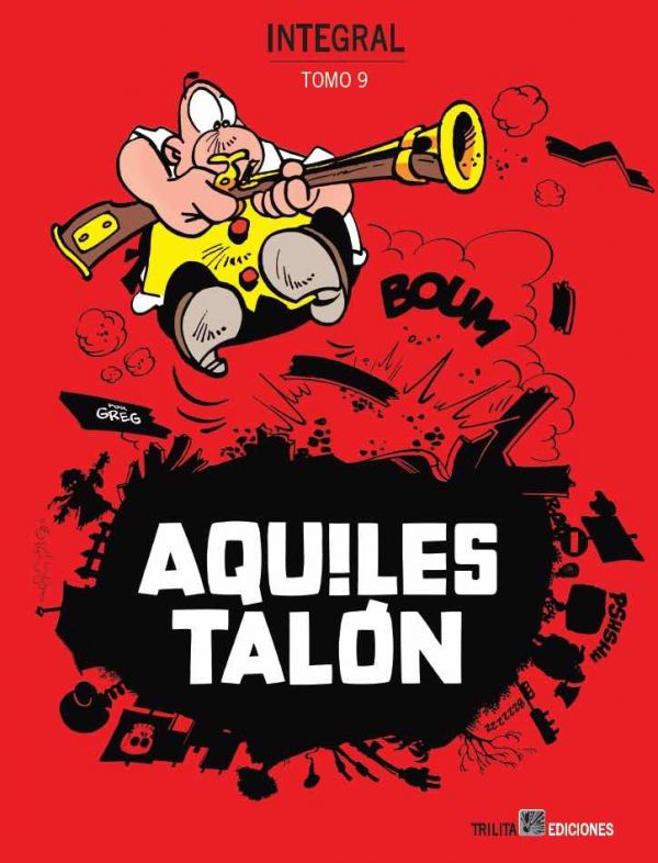AQUILES TALON (INTEGRAL 09)