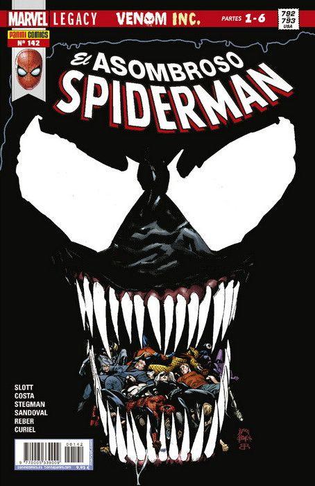 El Asombroso Spiderman 142