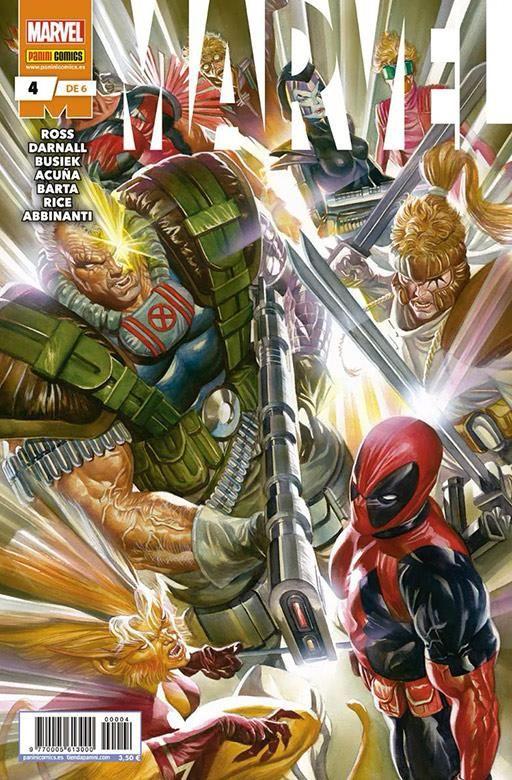 Marvel 04 (de 6)