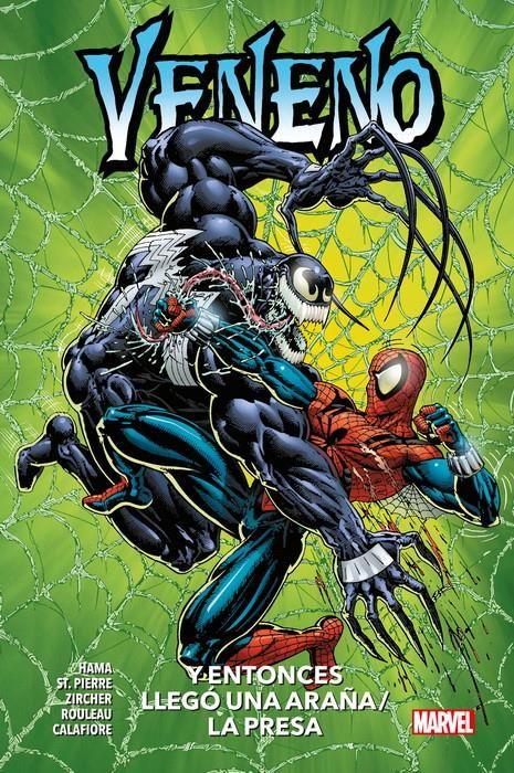 Veneno: Y entonces llegó una araña / La Presa