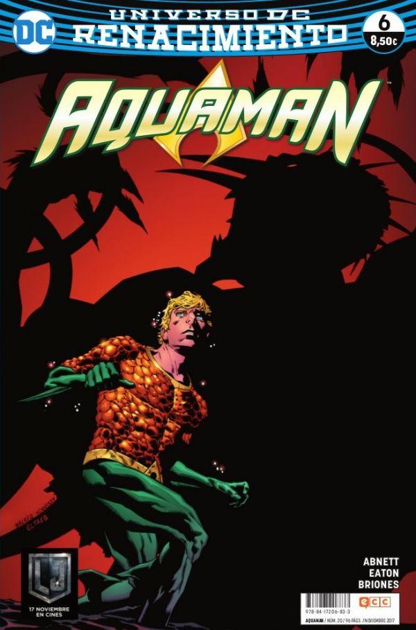Aquaman núm. 06 (Renacimiento)