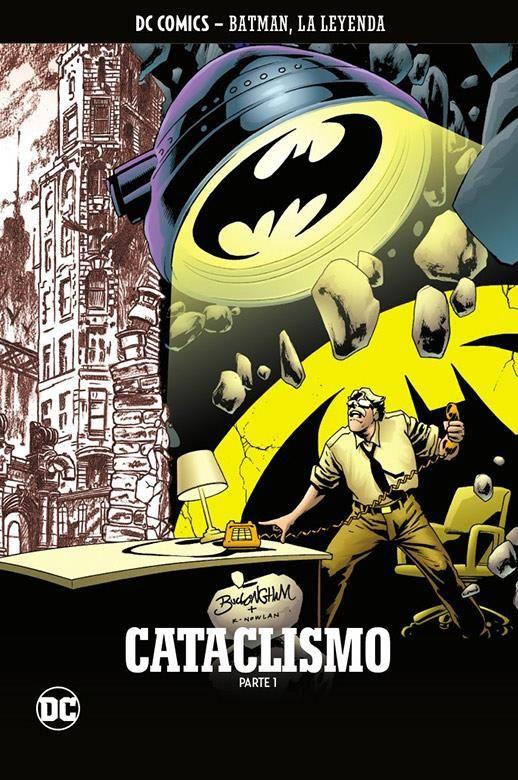 Batman, la leyenda 53: Cataclismo Parte 1 Batman, la leyenda 53: Cataclismo Parte 1