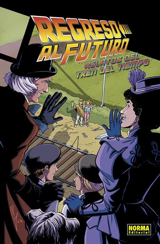 REGRESO AL FUTURO 7