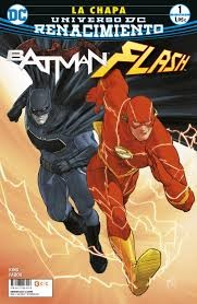 Batman/Flash: La chapa