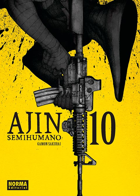 Ajin (Semihumano) 10