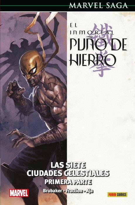 MARVEL SAGA. EL INMORTAL PUÑO DE HIERRO 02
