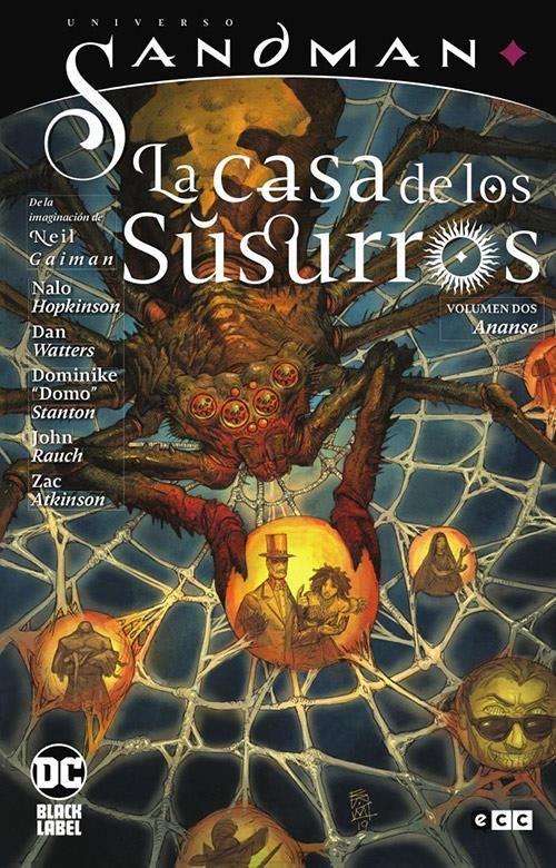 UNIVERSO SANDMAN: LA CASA DE LOS SUSURROS 02