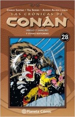 LAS CRÓNICAS DE CONAN 28