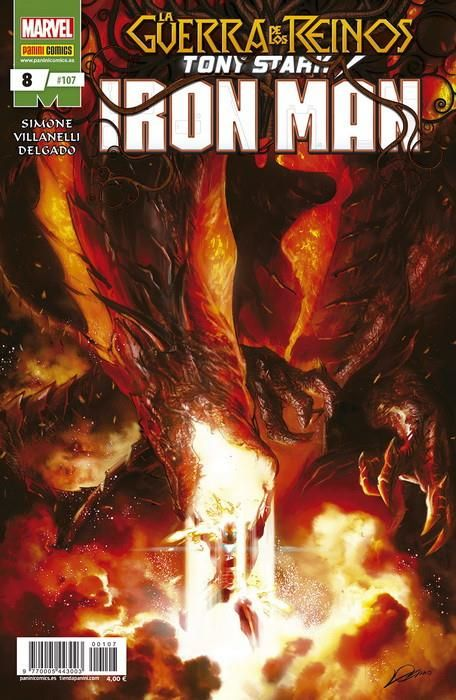 TONY STARK: IRON MAN 08 (107)