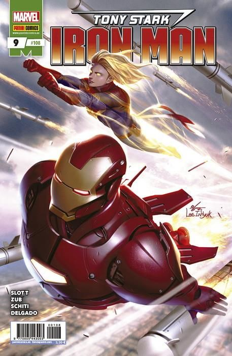 TONY STARK: IRON MAN 09 (108)